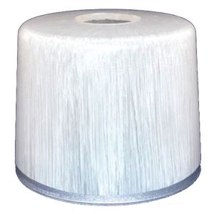 Плафон Робур E27 33-056 в 42 проз мат бел срб NinaGlass