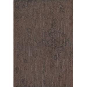 Плитка для ванной Керамин Пастораль 3Т коричневый 400х275 мм