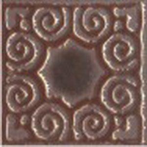 Плитка Фьюжн 3 декор напольный 62х62 мм