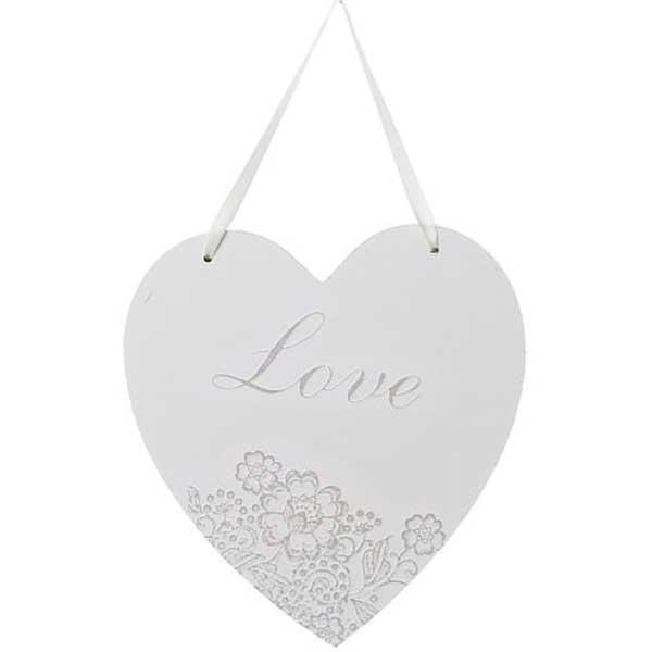 Подвеска декоративная Сердце