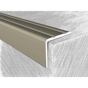 Порог алюминиевый 3414-06Т угловой 24 мм/20 мм/1