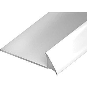 Профиль уплотнительный универсальный 7х3200 мм белый