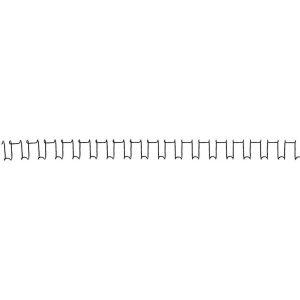 Пружины для переплета GBC MultiBind IB165320 (12мм