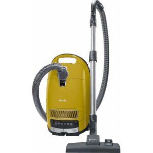 Пылесос Miele Complete C3 HEPA SGFA3 (желтый карри)