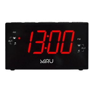 Радиочасы Miru CR-1030
