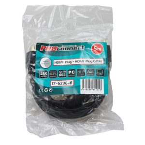 Шнур PROCONNECT HDMI - HDMI-5