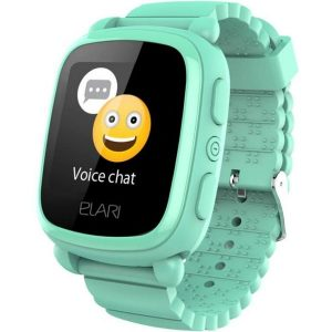Smart часы Elari KIDPHONE 2 KP-2 (зеленый)