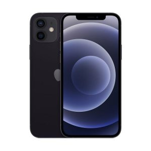 Смартфон APPLE iPhone 12 64GB Black (MGJ53RM/A)