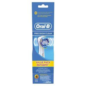 Сменная насадка Braun Oral-B Precision Clean EB20 4 шт
