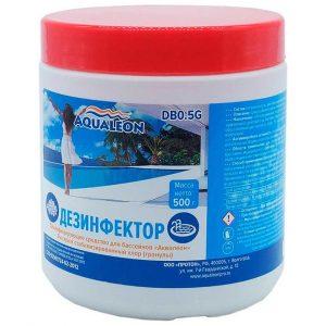 Ср-во для бассейна Дезинфектор БСХ (быстрый стаб.хлор)