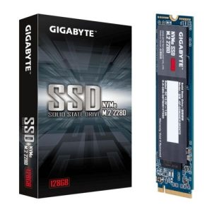 SSD Gigabyte NVMe 128GB GP-GSM2NE3128GNTD