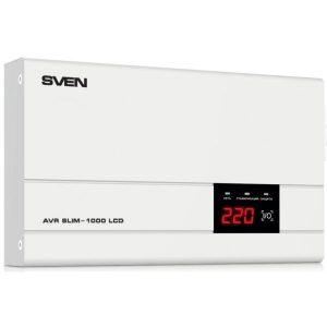 Стабилизатор напряжения SVEN AVR SLIM-1000