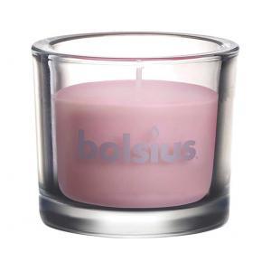 Свеча в стекле Античная роза 103621880304
