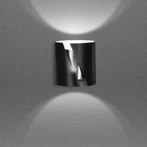 Светильник настенный (бра) Milo Black 952/2 (1*20Вт