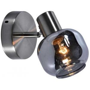 Светильник настенный (бра) Сфера НББ 04-60-703 5935/1 никель (1*60Вт