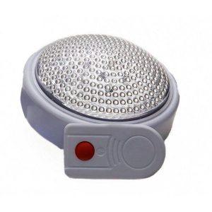 Светильник с пультом BRADEX ЛУНА TD0033