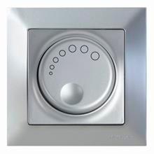 Светорегулятор с подсветкой CANDELA 2100 040 0282