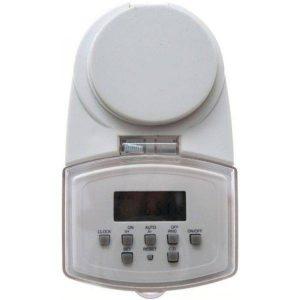 Таймер цифровой розеточный IP44 CAMELION BND-50/SG50