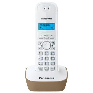 Телефон стандарта dect PANASONIC KX-TG1611RUJ