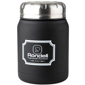 Термос для еды Rondell Black Picnic RDS-942
