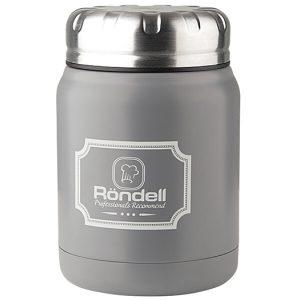 Термос для еды Rondell Grey Picnic RDS-943