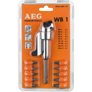Угловая насадка AEG Powertools WB 1 (4932430173)