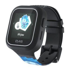 Умные часы ELARI FixiTime Lite (черный)