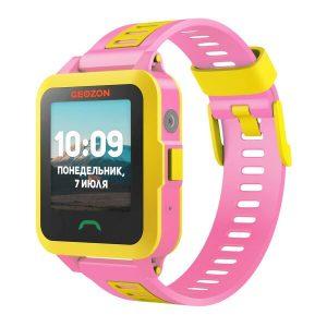 Умные часы Geozon Active (розовый)