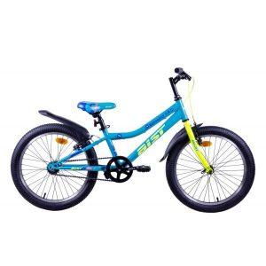Велосипед AIST Serenity 1.0 (голубой)