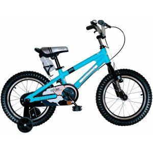Велосипед Royal Baby Freestyle Alloy 18 (RB18B-7) голубой