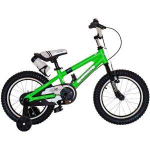 Велосипед Royal Baby Freestyle Alloy 18 (RB18B-7) зеленый