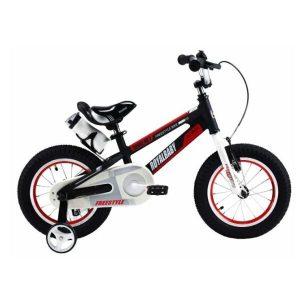 Велосипед Royal Baby Space №1 Alloy 14 (RB14-17) черный