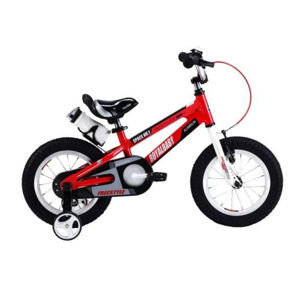 Велосипед Royal Baby Space №1 Alloy 14 (RB14-17) красный