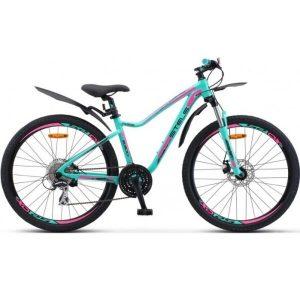 Велосипед Stels Miss 6300 MD 26 V030 р.17 2020 (морская волна)