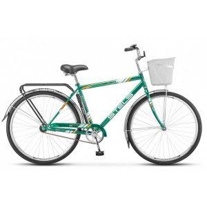 Велосипед Stels Navigator 300 Gent 28 Z010 2020 (зеленый)