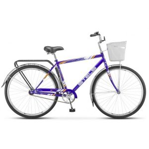 Велосипед Stels Navigator 300 Gent 28 Z010 (синий)