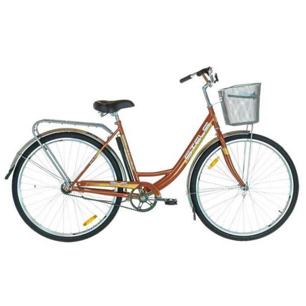 Велосипед Stels Navigator 345 Lady 28 Z010 (коричневый)