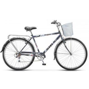 Велосипед Stels Navigator 350 Gent 28 Z010 (серый)