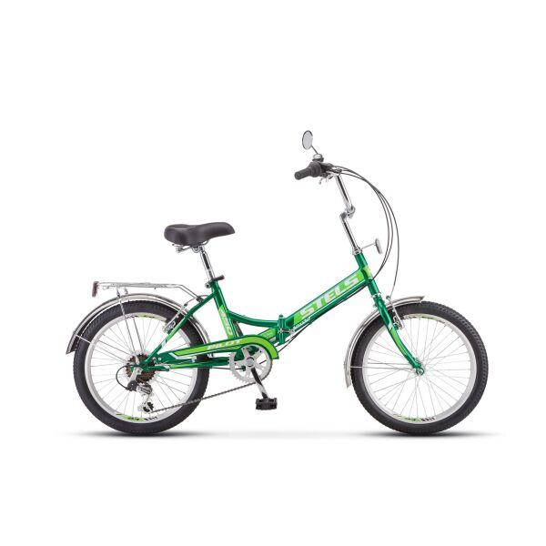 Велосипед Stels Pilot 450 20 Z011 (зеленый)