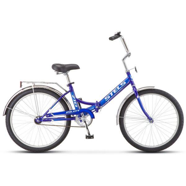 Велосипед Stels Pilot 710 24 Z010 (синий)