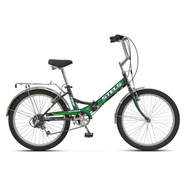 Велосипед Stels Pilot 750 24 Z010 (зеленый)
