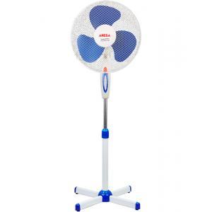 Вентилятор напольный ARESA AR-1301 blue