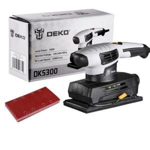 Виброшлифмашина Deko DKS300