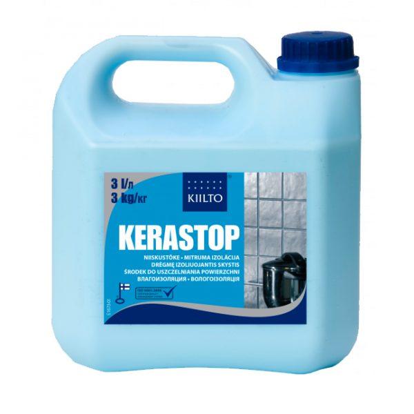 Влагоизоляция Kiilto Kerastop 3 l