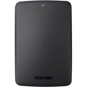 Внешний жесткий диск TOSHIBA Canvio Basics 1TB (HDTB410EK3AA )