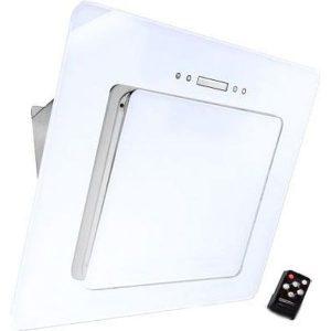 """Воздухоочиститель для кухонь (вытяжка кух.) т.м. """"BACKER"""" AH90E-TGL200 White Glass"""