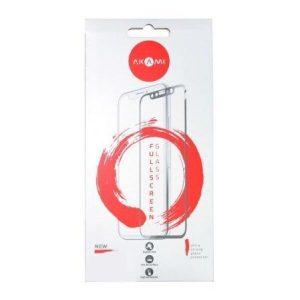 Защитное стекло Akami Fullscreen full glue для Vivo Y1s Черный (18126)