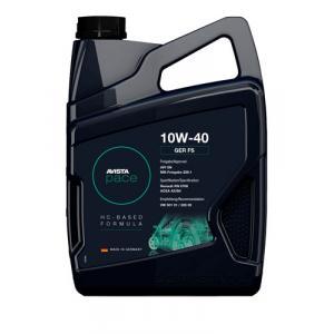AVISTA Масло моторное полусинтетическое 10W-40 4 л