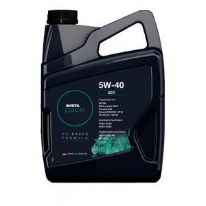 AVISTA Масло моторное синтетическое 5W-40 4 л