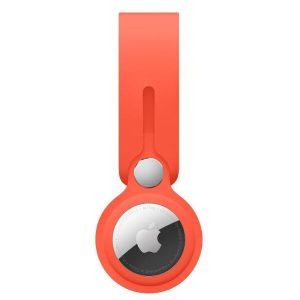 Брелок-подвеска для Apple AirTag Loop Electric Orange (MK0X3ZM/A)